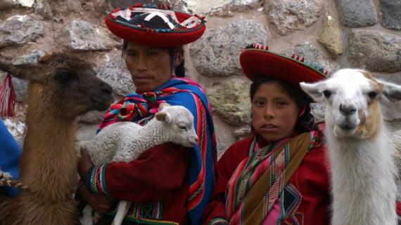 Grupos étnicos de Perú