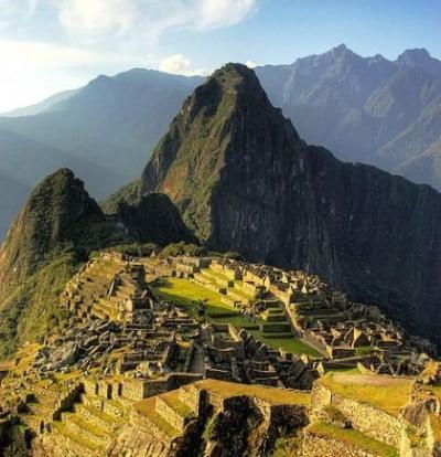 Guía de viaje Perú