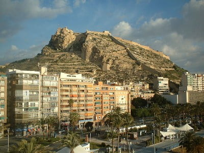 Guía de viaje de Alicante