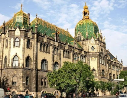 Guía de viaje de Budapest