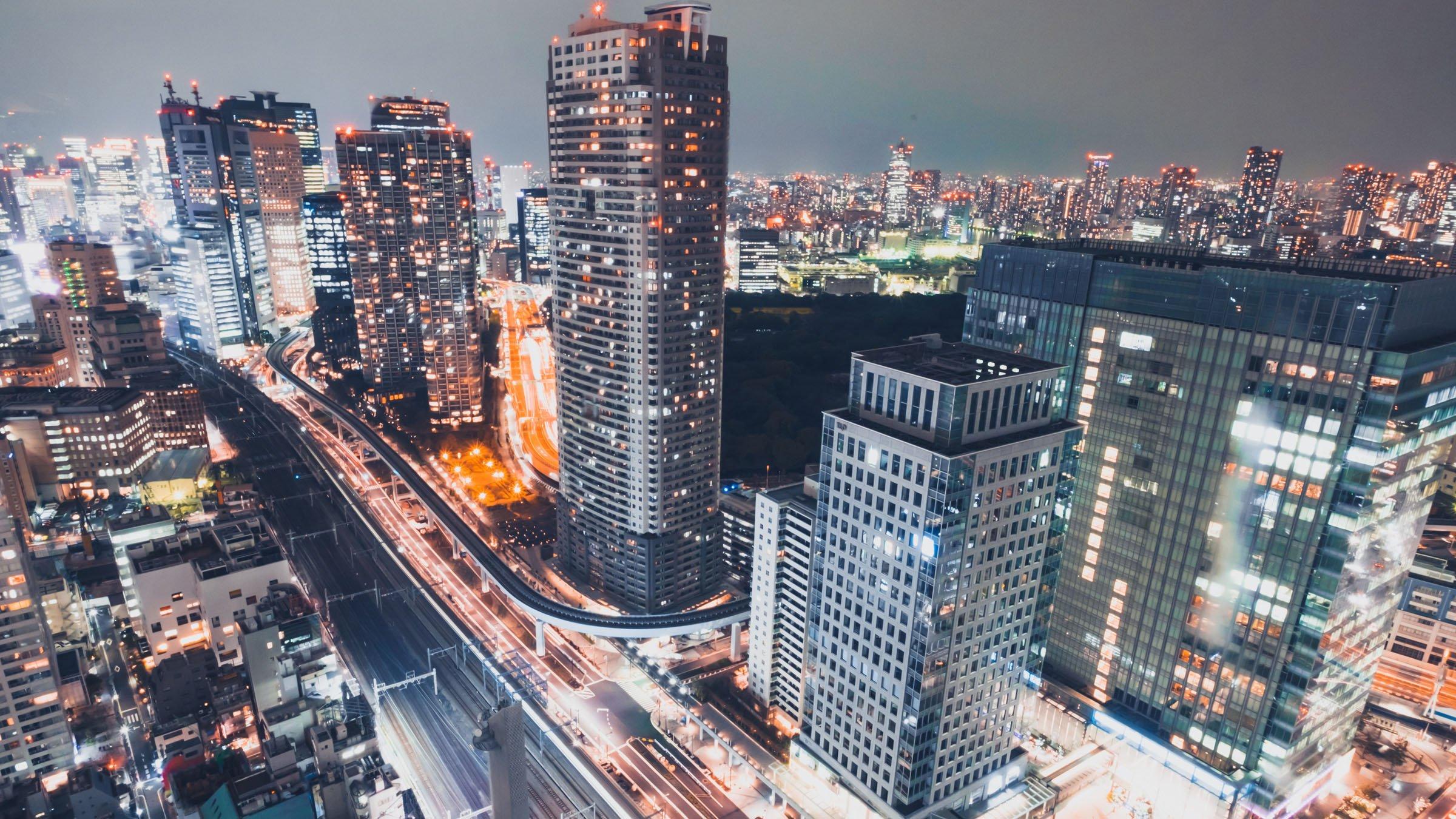 El apabullante tamaño de Tokio comparado con otras ciudades