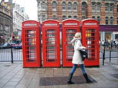 Guia turística de Londres