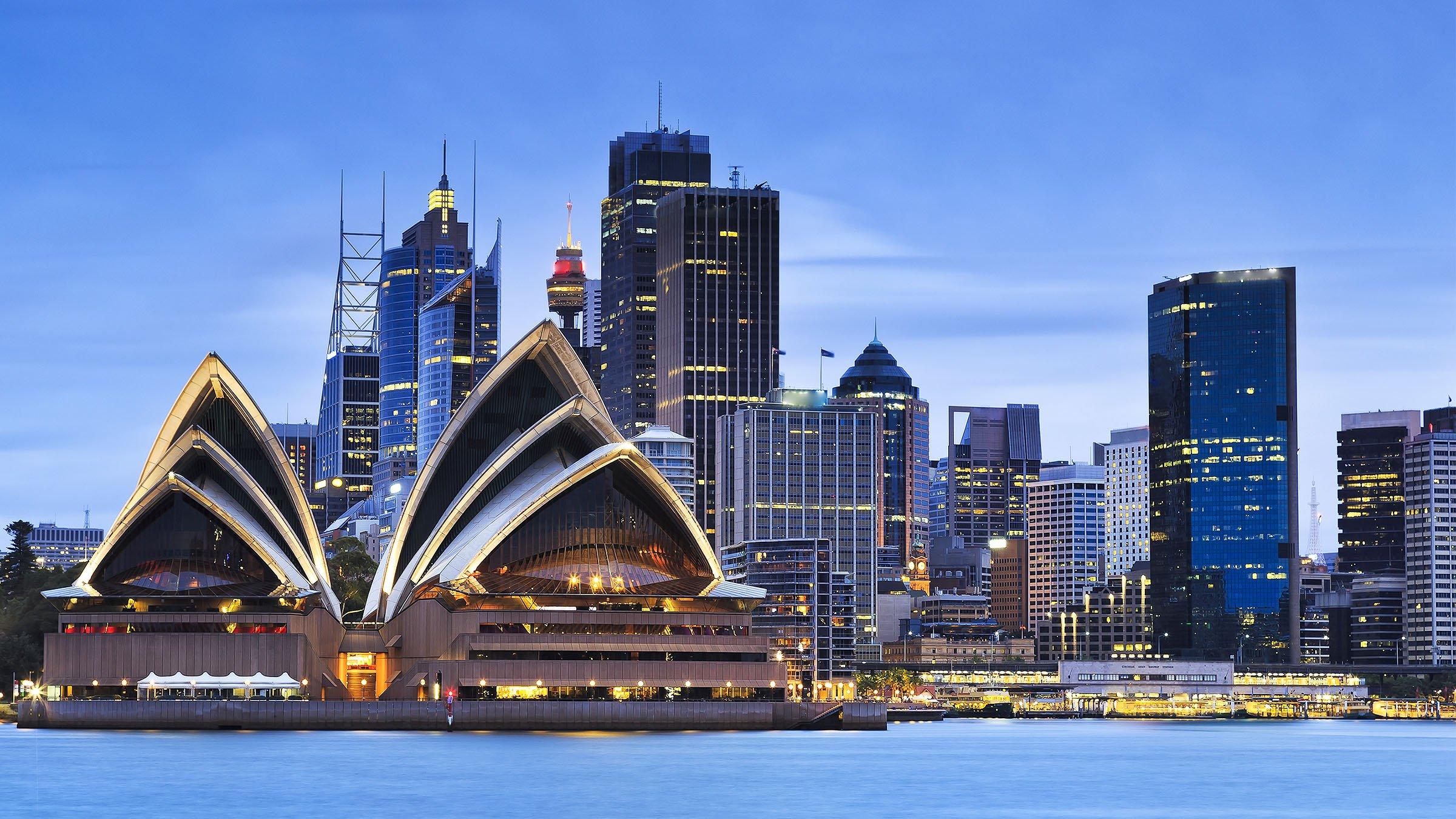 Guía turística de Sidney