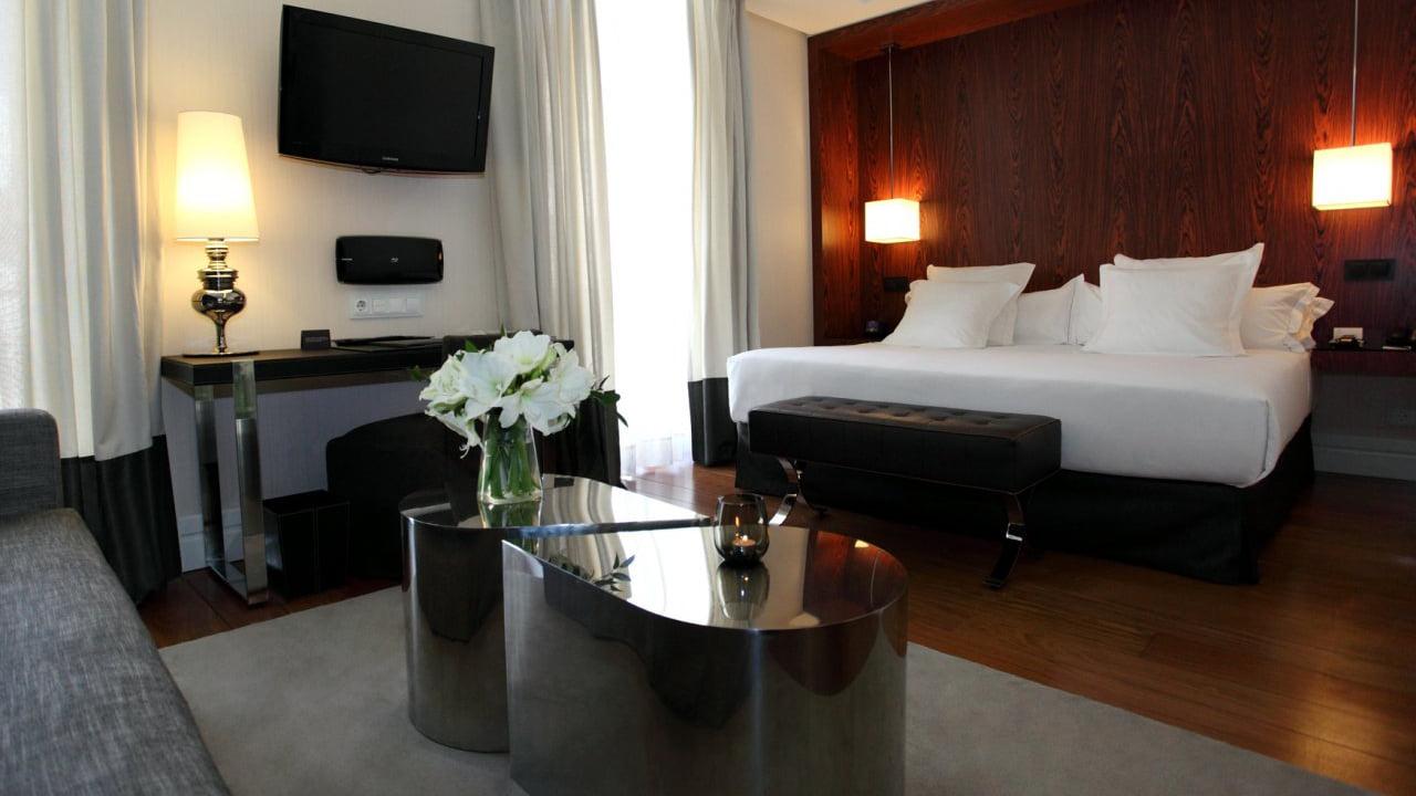 habitaciones hotel nico madrid