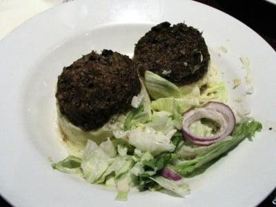 Haggis comida escocesa