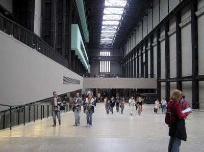 Hall de la Tate Modern