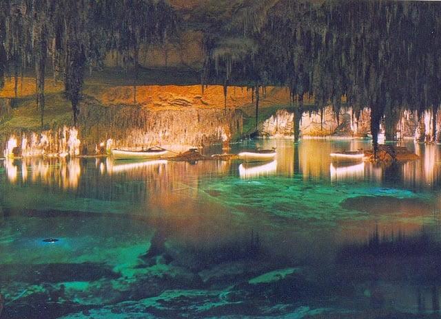 Cuevas de Hams, Mallorca
