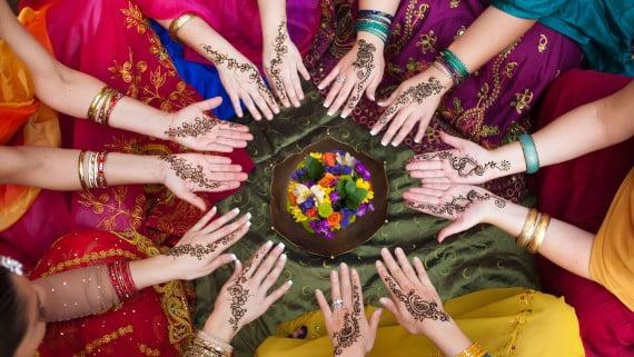 Henna ou Mehndi