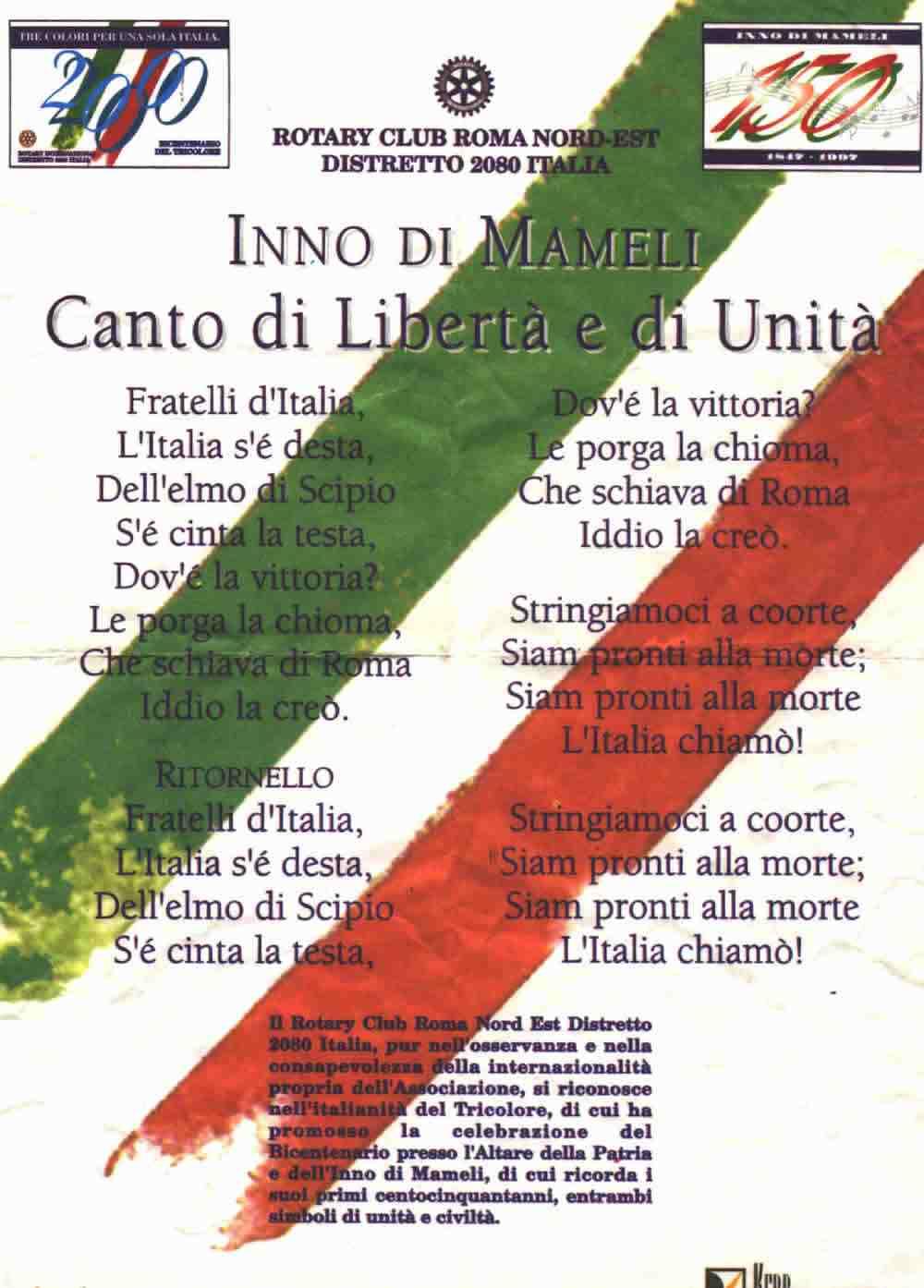 Himno Italia