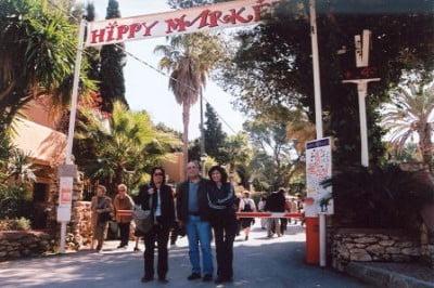 Hippy Market en Ibiza