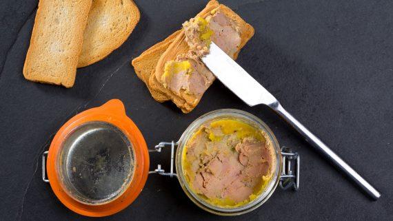Historia del foie gras