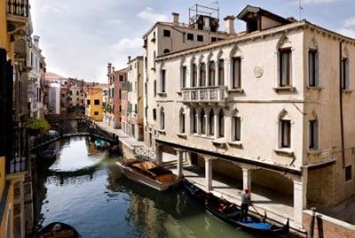 Hospedaje en Venecia