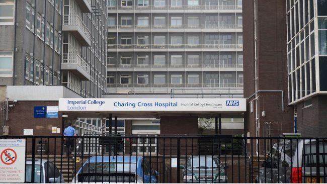 Hospitales en Londres