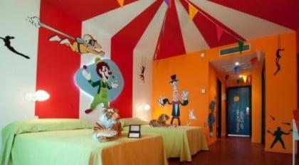Hoteles para viajar con niños