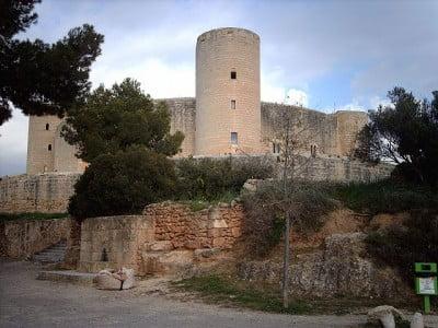 Castillo en Palma de Mallorca