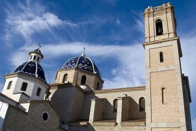 Iglesia Altea La Vella