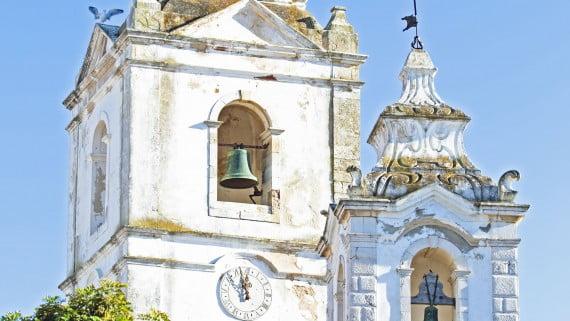 Iglesia de San António, Lagos, Portugal