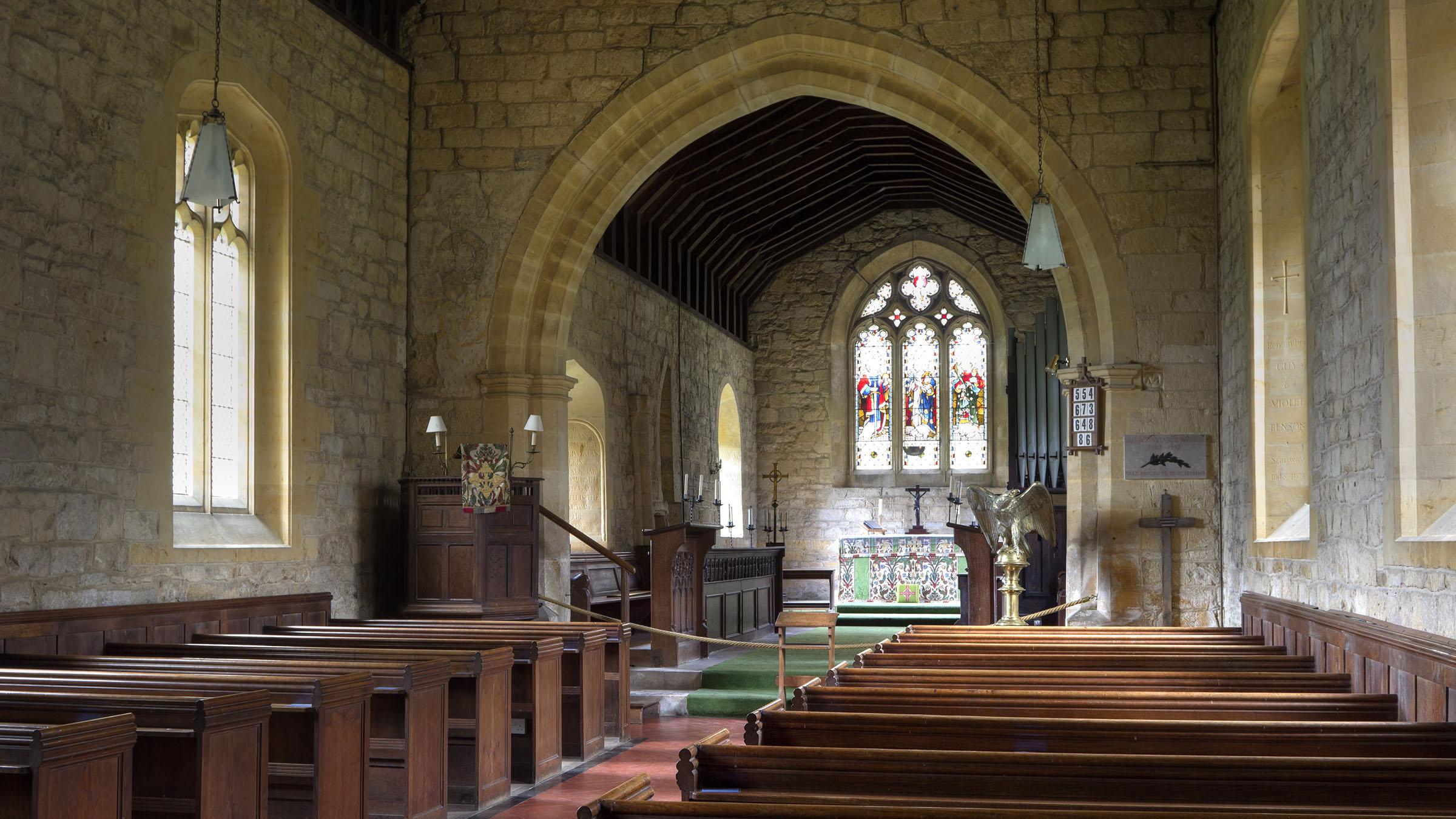 Iglesia en Malta