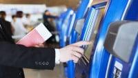 Imprimir la tarjeta de embarque de Ryanair en el aeropuerto