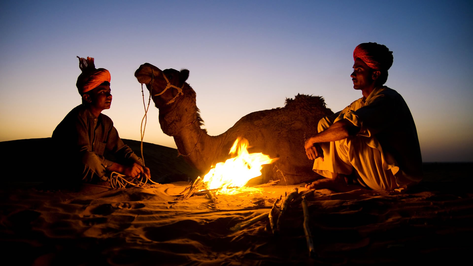 Indígenas de la India