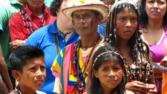 Yukpa-Indianer (Sierra de Perijá)