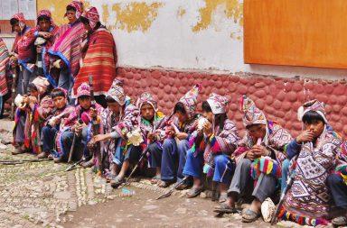 Indígenas de Perú, América del Sur