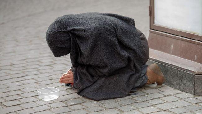 Índice de pobreza en Países Bajos