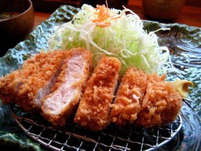 Ingredientes Tonkatsu