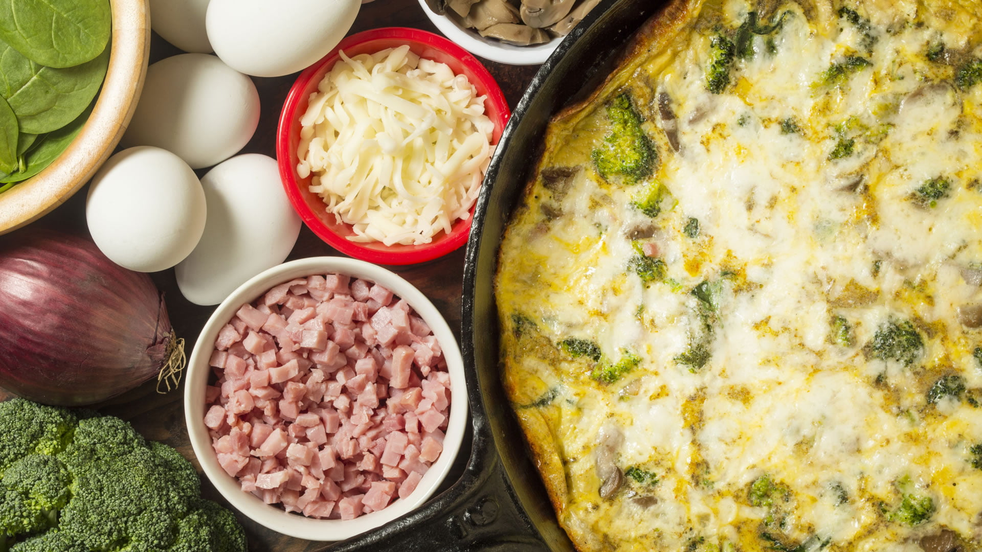 Ingredientes Para Preparar Quiche Lorraine
