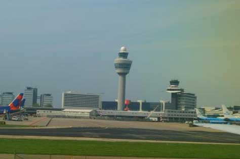 Instalaciones de Schiphol