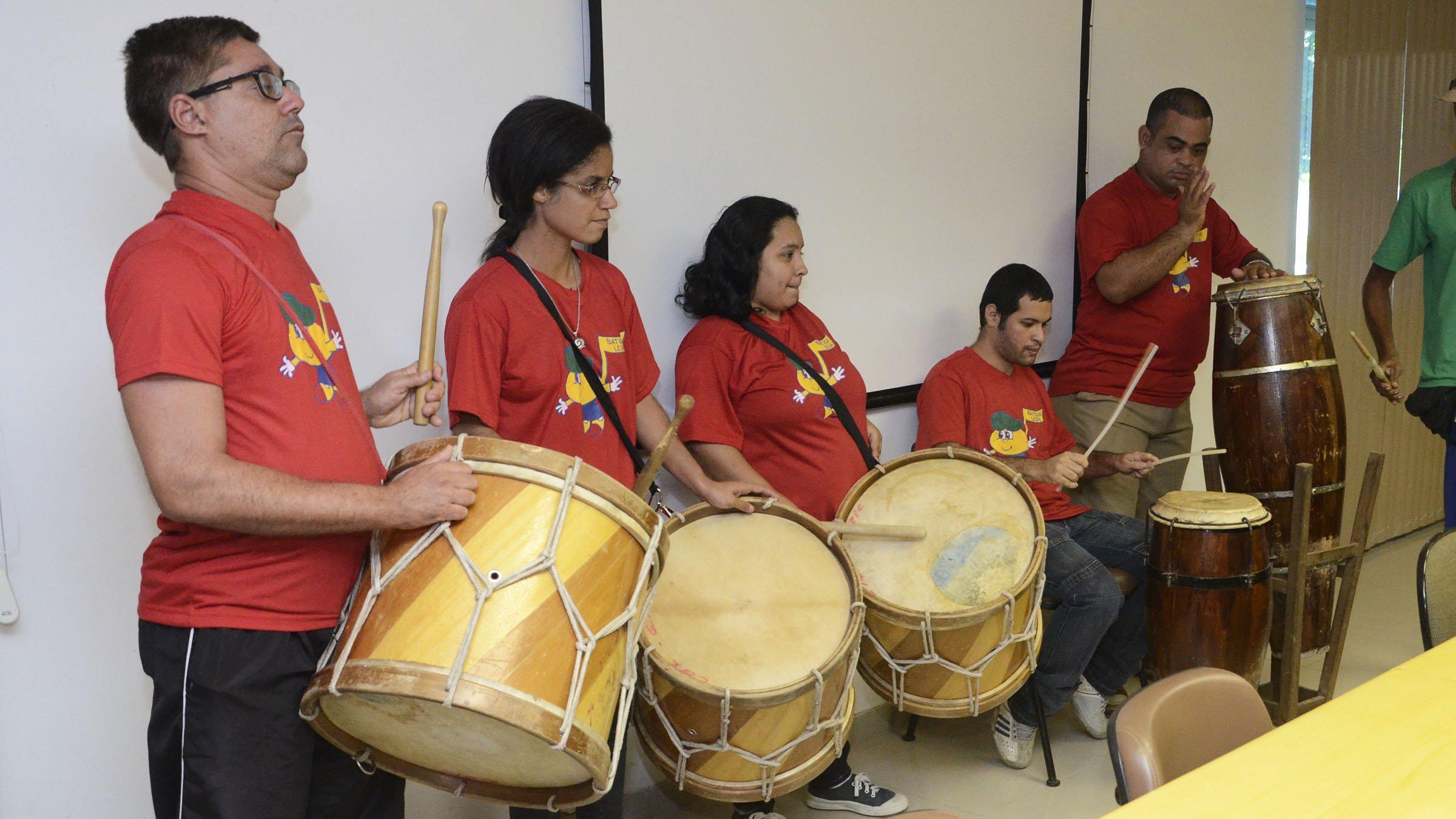 Instrumentos musicales Brasil