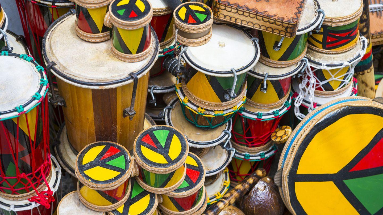 Los Instrumentos Musicales Típicos De Brasil