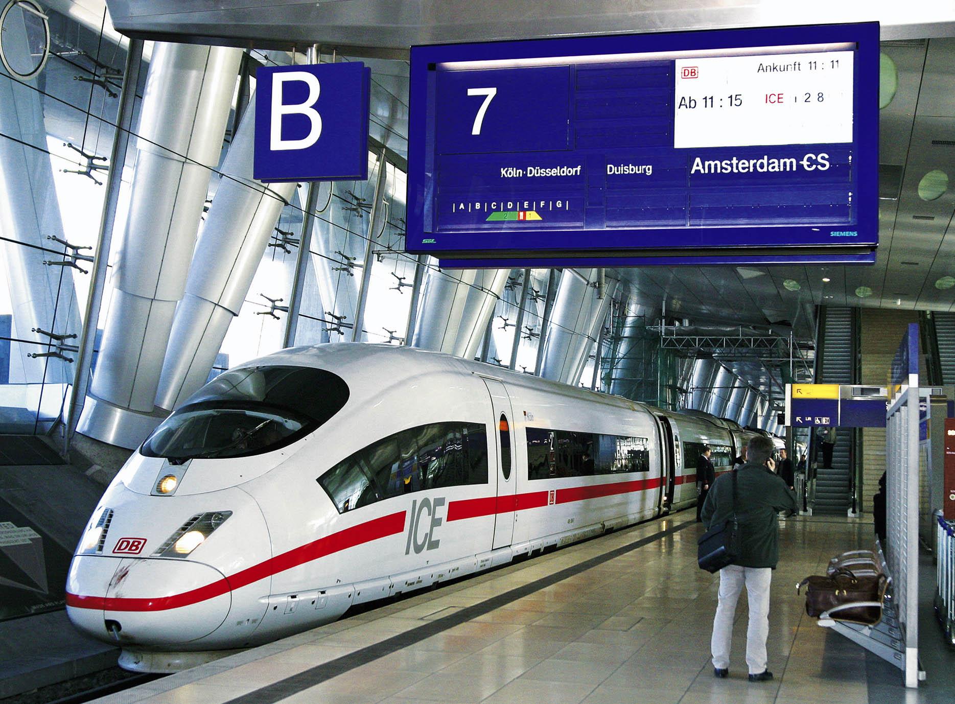 Inter City Express