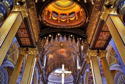 Interior de la Catedral de San Pablo