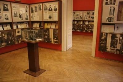 Interior Museo de Sigmund Freund