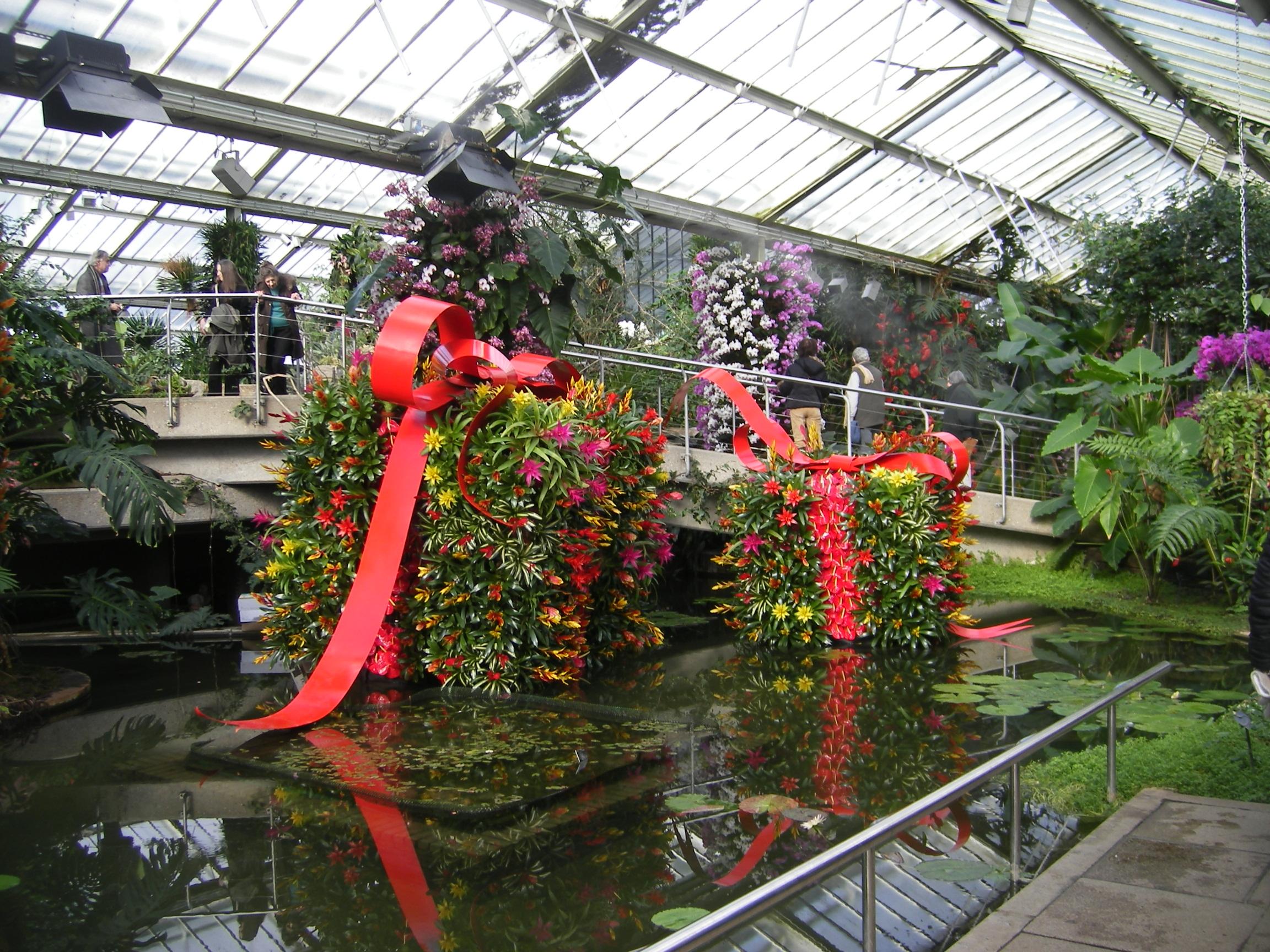 Invernadero de Kew Gardens