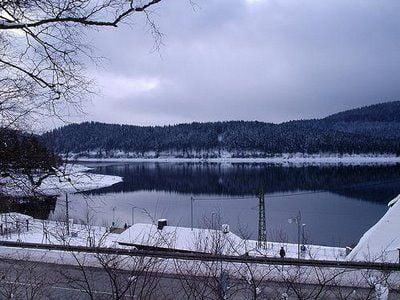 Invierno en Alemania