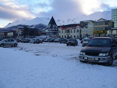 Invierno en Ushuaia - Argentina