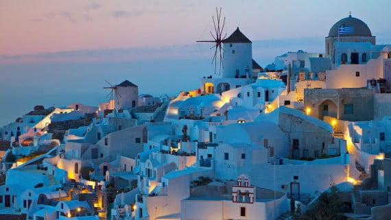 Illa de Míkonos, Grecia