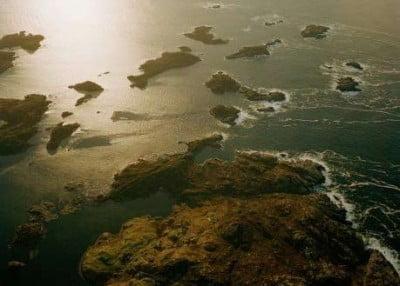 Islas Escocia