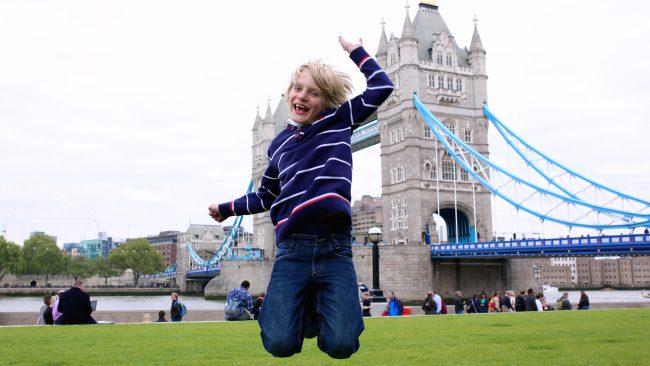 Itinerario para visitar Londres con niños