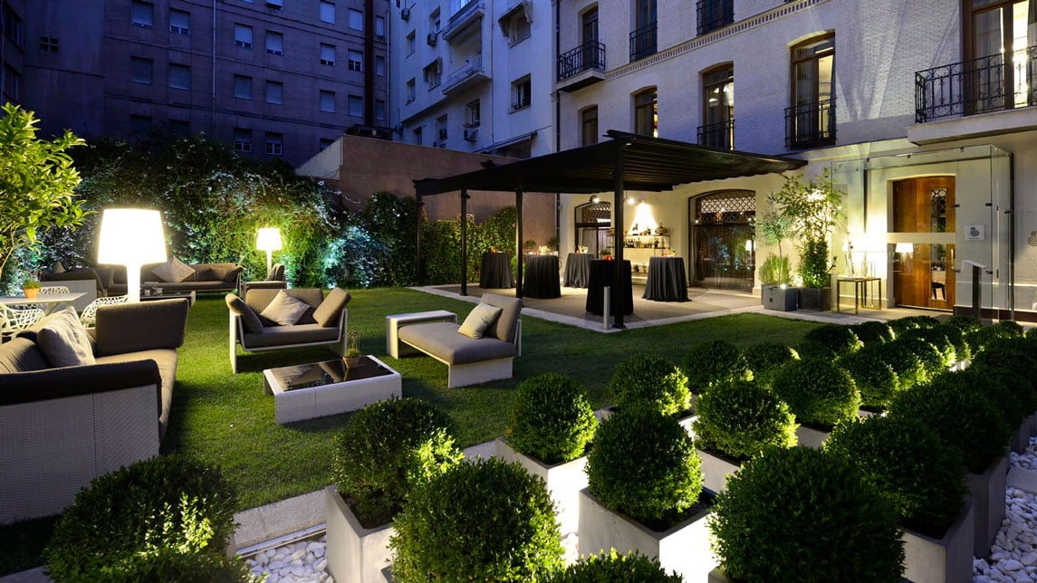 Hotel Madrid A Roma