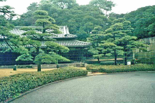Jardin del Palacio Imperial