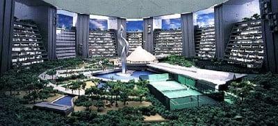 Jardines Tokyo Sky City