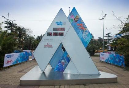 Juegos Olímpicos de Invierno en Rusia