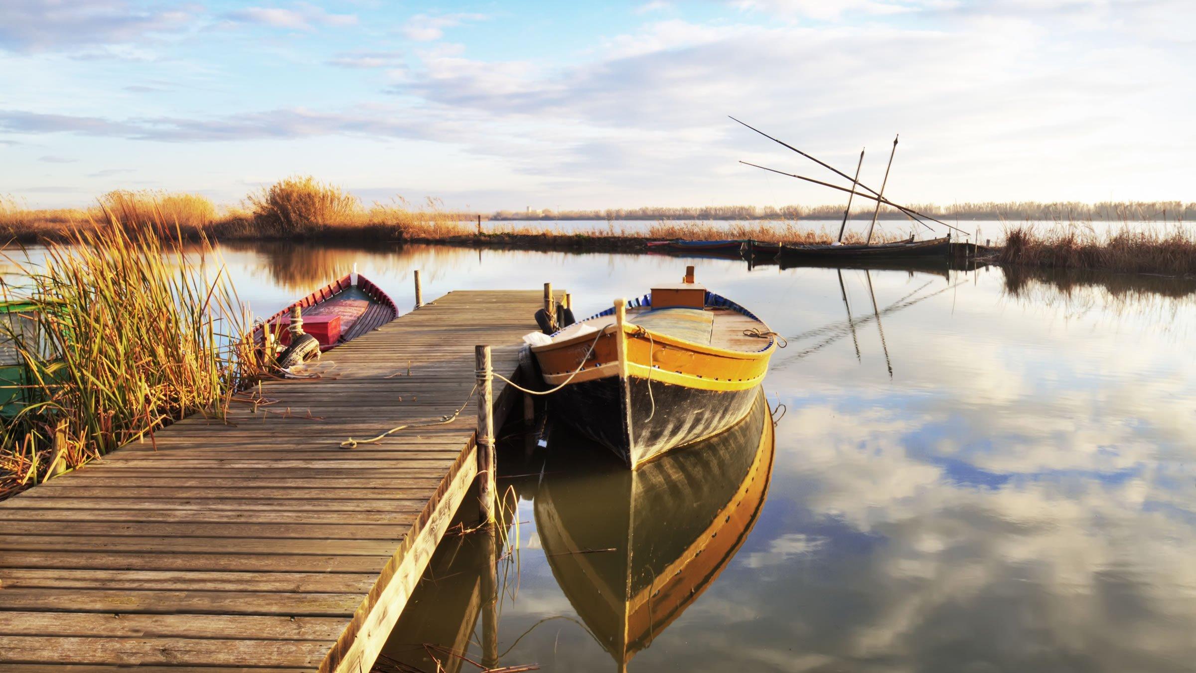 La albufera de valencia for Ciudades mas turisticas de espana