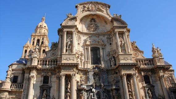 La Catedral de Santa María en Murcia
