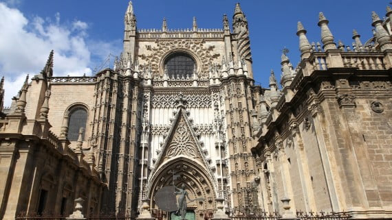 Seville Cathedral, a Unesco World Heritage Site
