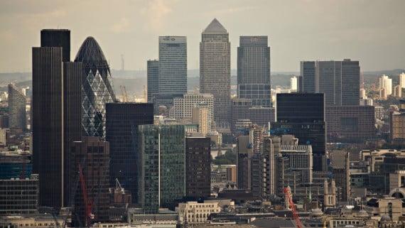 La City o The Square Mile de Londres