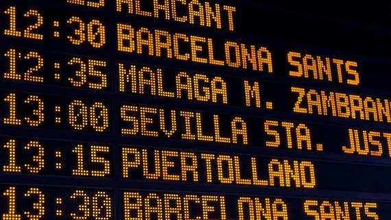 Estación Sevilla-Santa Xusta